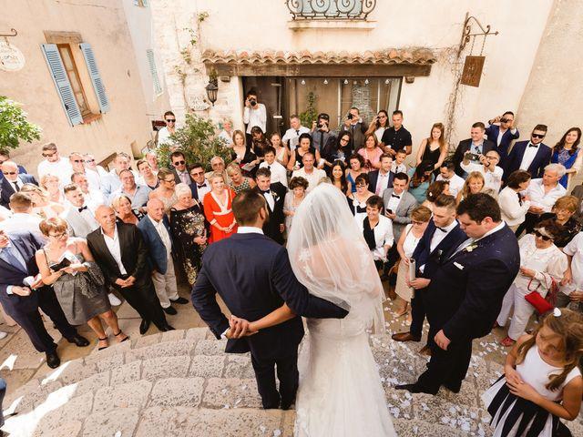 Le mariage de Pierre et Marine à Saint-Paul, Alpes-Maritimes 75