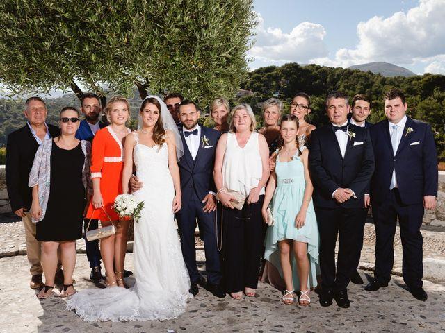 Le mariage de Pierre et Marine à Saint-Paul, Alpes-Maritimes 76