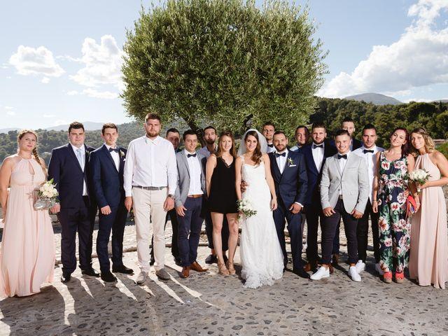 Le mariage de Pierre et Marine à Saint-Paul, Alpes-Maritimes 77