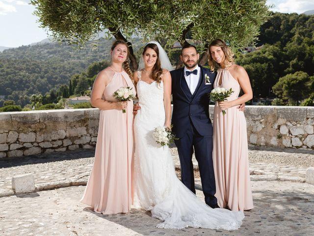 Le mariage de Pierre et Marine à Saint-Paul, Alpes-Maritimes 78