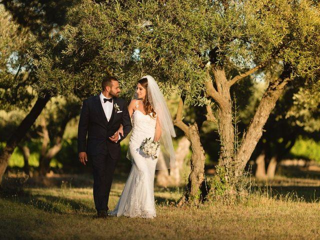 Le mariage de Pierre et Marine à Saint-Paul, Alpes-Maritimes 82