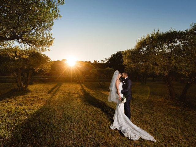 Le mariage de Pierre et Marine à Saint-Paul, Alpes-Maritimes 1