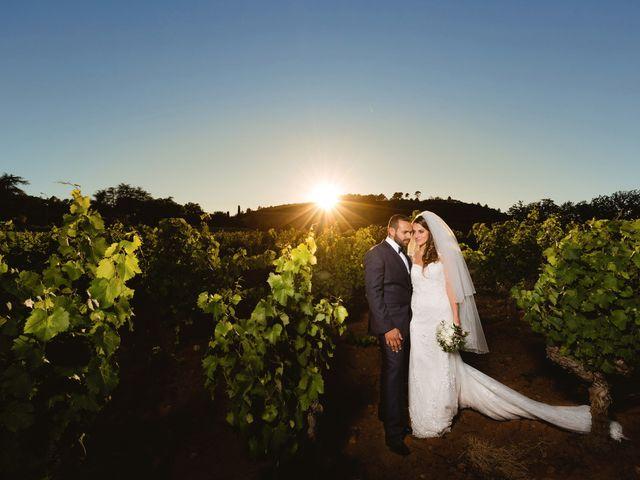 Le mariage de Pierre et Marine à Saint-Paul, Alpes-Maritimes 84