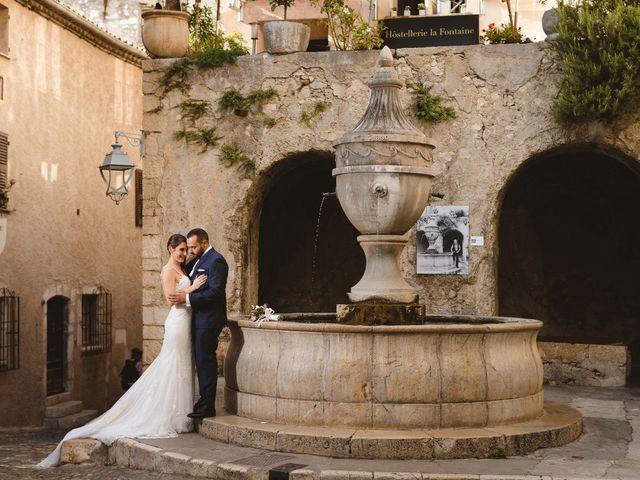Le mariage de Pierre et Marine à Saint-Paul, Alpes-Maritimes 115