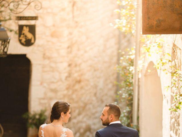 Le mariage de Pierre et Marine à Saint-Paul, Alpes-Maritimes 118