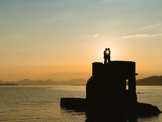 Le mariage de Pierre et Marine à Saint-Paul, Alpes-Maritimes 124
