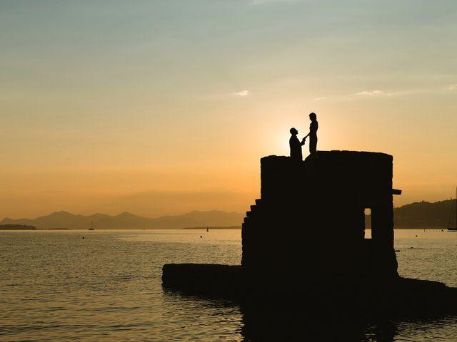 Le mariage de Pierre et Marine à Saint-Paul, Alpes-Maritimes 125