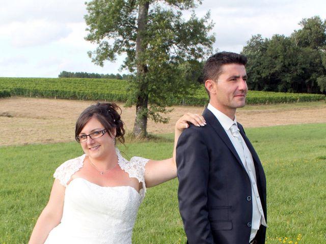 Le mariage de Fanny et Mickaël