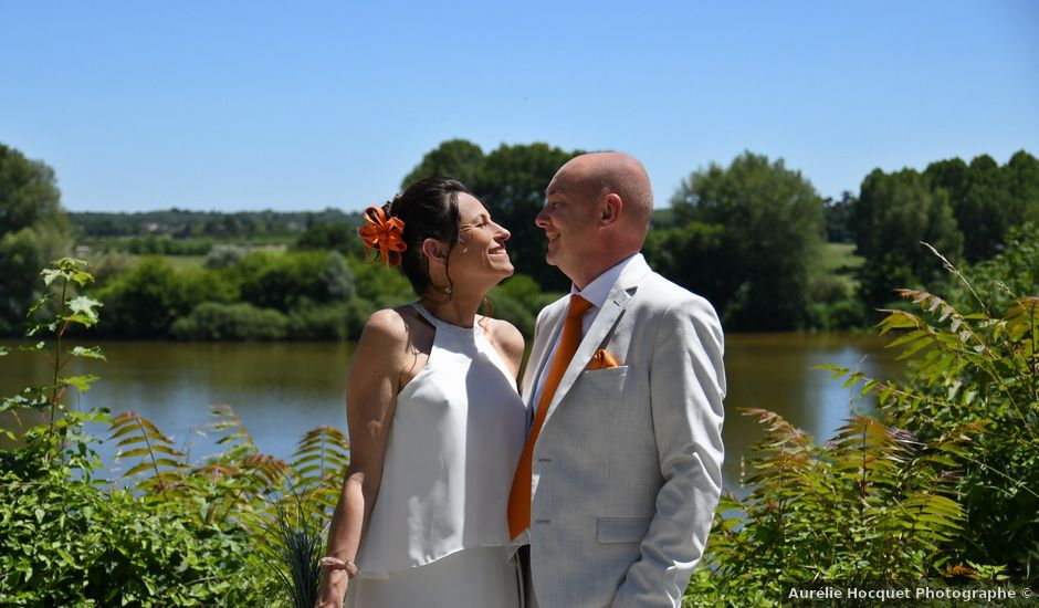 Le mariage de Joël et Delphine à La Chapelle-Saint-Mesmin, Loiret