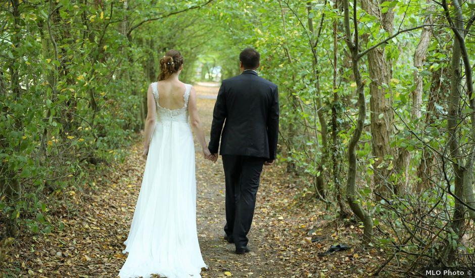 Le mariage de Ronan et Céline à Nozay, Loire Atlantique