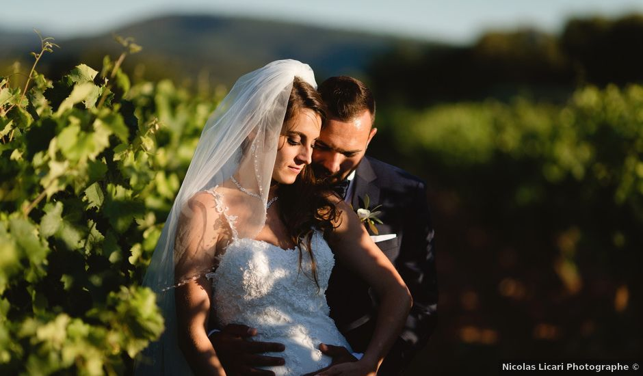 Le mariage de Pierre et Marine à Saint-Paul, Alpes-Maritimes