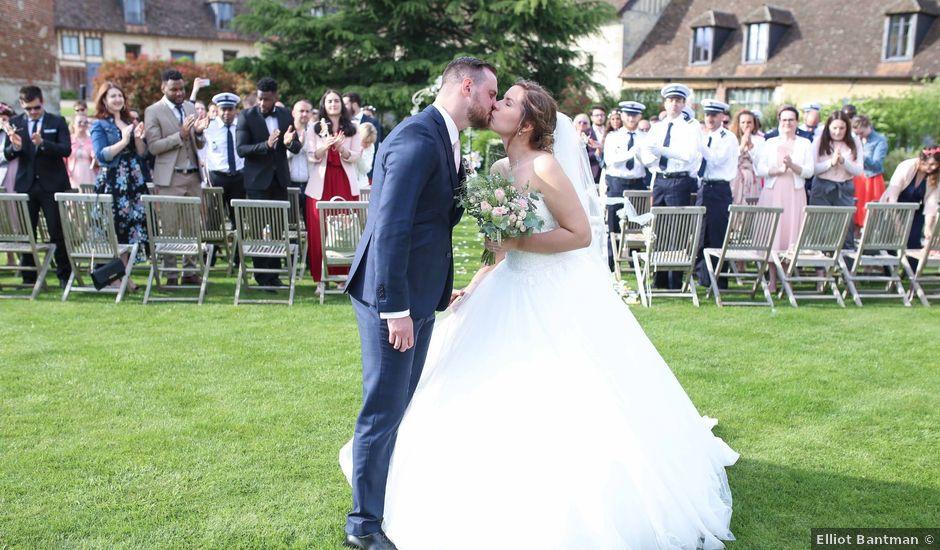 Le mariage de Clement et Emilie à Chaumont-en-Vexin, Oise