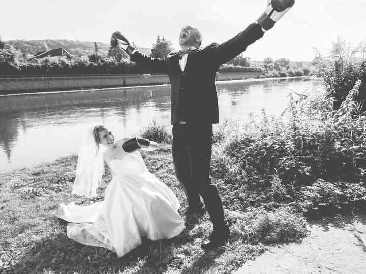 Le mariage de Laeti et Nico