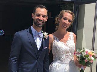 Le mariage de Madeline et Vincent  1