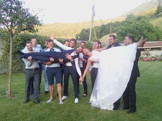 Le mariage de Madeline et Vincent