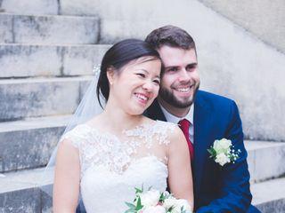 Le mariage de Hà (Mariée) et James