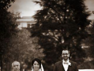 Le mariage de Phimsuda et Mounir 1