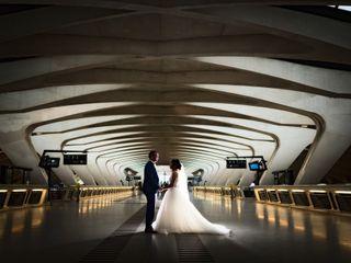 Le mariage de Phimsuda et Mounir