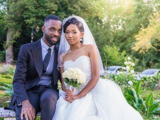 Le mariage de Chris et Gradie