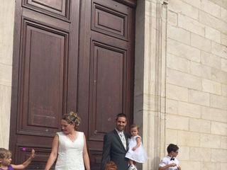 Le mariage de Sophie  et Jean-Christophe 2