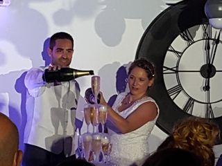 Le mariage de Sophie  et Jean-Christophe