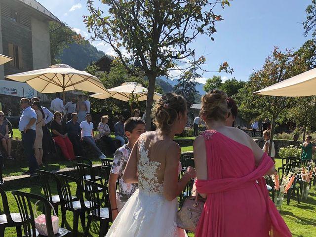Le mariage de Vincent  et Madeline à Giez, Haute-Savoie 2