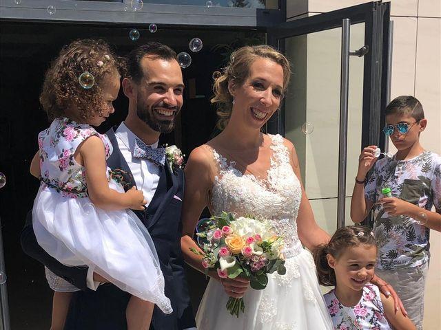 Le mariage de Vincent  et Madeline à Giez, Haute-Savoie 3