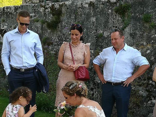 Le mariage de Vincent  et Madeline à Giez, Haute-Savoie 5