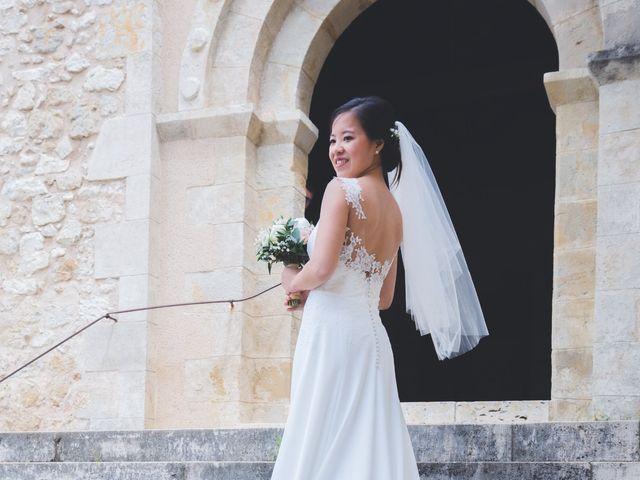 Le mariage de James et Hà (Mariée) à Auch, Gers 3