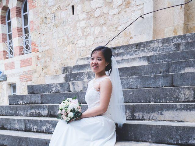Le mariage de James et Hà (Mariée) à Auch, Gers 4