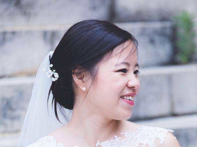 Le mariage de James et Hà (Mariée) à Auch, Gers 6