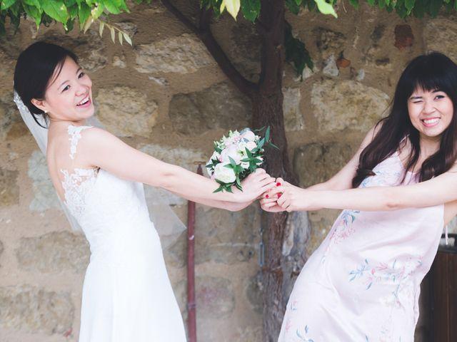 Le mariage de James et Hà (Mariée) à Auch, Gers 8