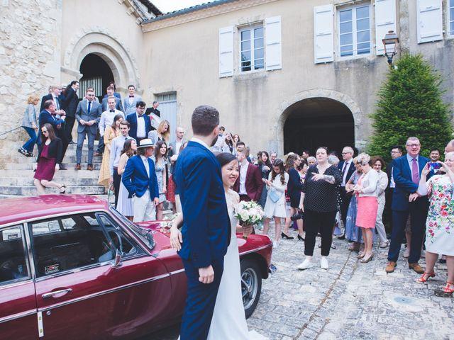 Le mariage de James et Hà (Mariée) à Auch, Gers 10