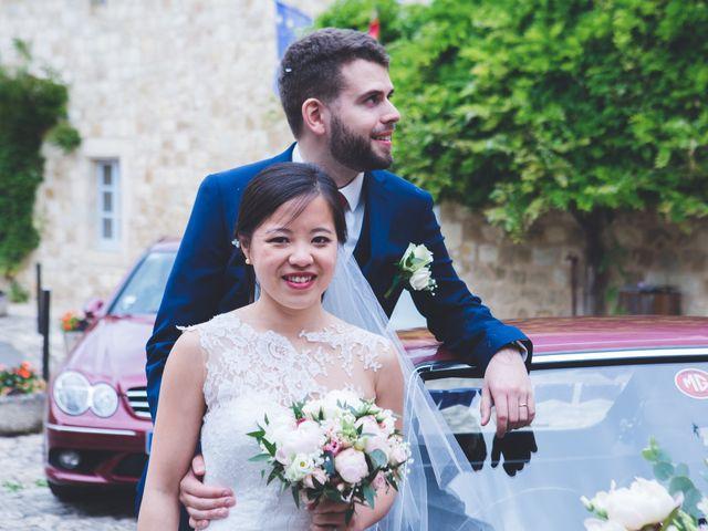 Le mariage de James et Hà (Mariée) à Auch, Gers 11