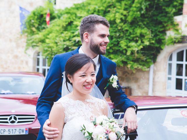 Le mariage de James et Hà (Mariée) à Auch, Gers 12