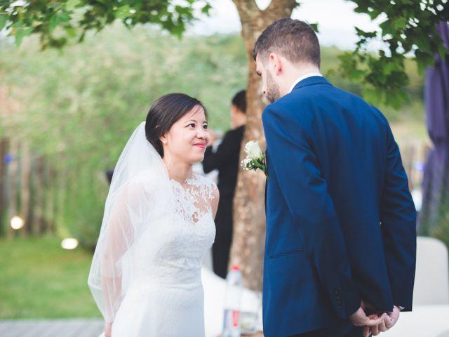 Le mariage de James et Hà (Mariée) à Auch, Gers 23