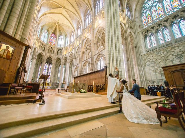 Le mariage de Alexis et Jayanie à Paris, Paris 32