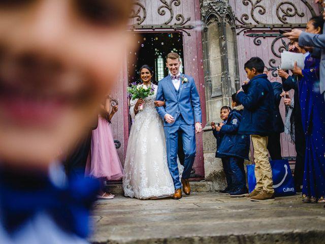 Le mariage de Alexis et Jayanie à Paris, Paris 34