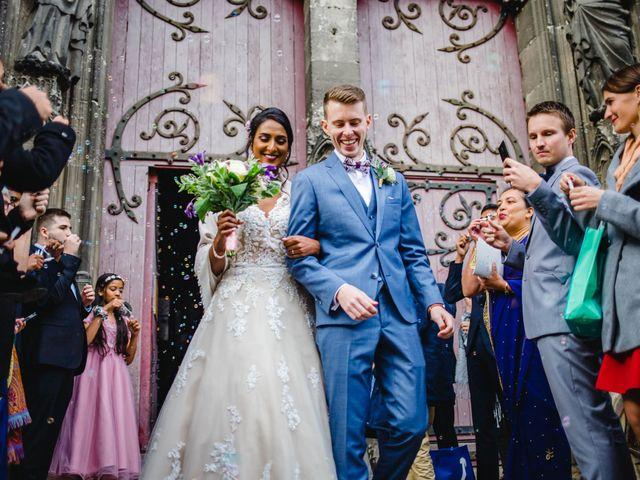 Le mariage de Alexis et Jayanie à Paris, Paris 36