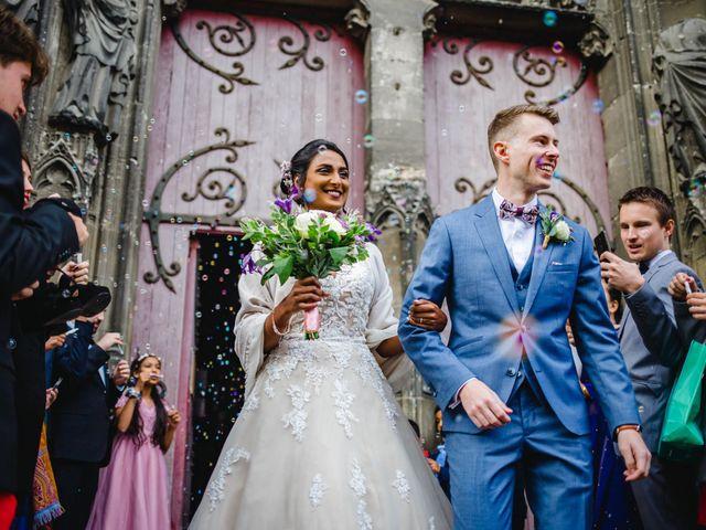 Le mariage de Alexis et Jayanie à Paris, Paris 37