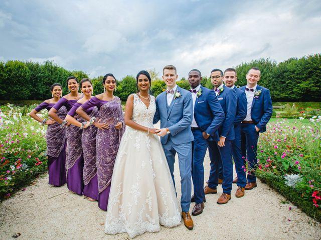 Le mariage de Alexis et Jayanie à Paris, Paris 41