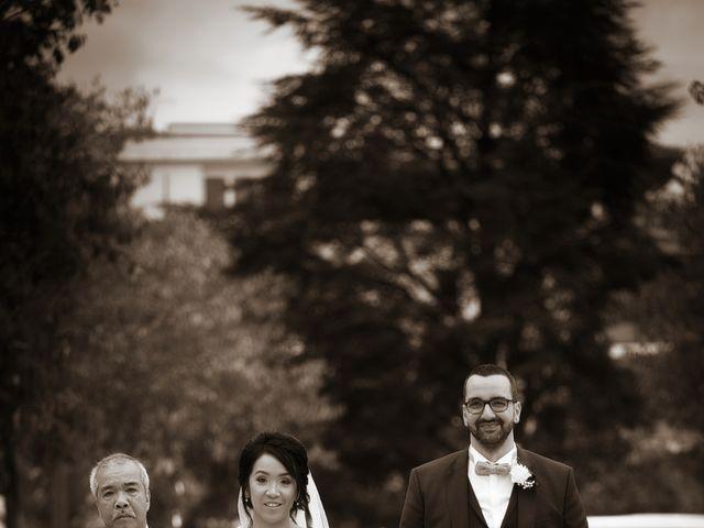 Le mariage de Mounir et Phimsuda à Décines-Charpieu, Rhône 3