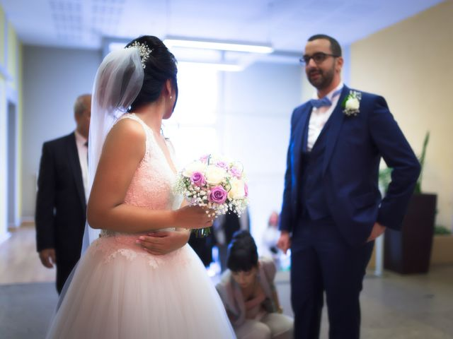 Le mariage de Mounir et Phimsuda à Décines-Charpieu, Rhône 5