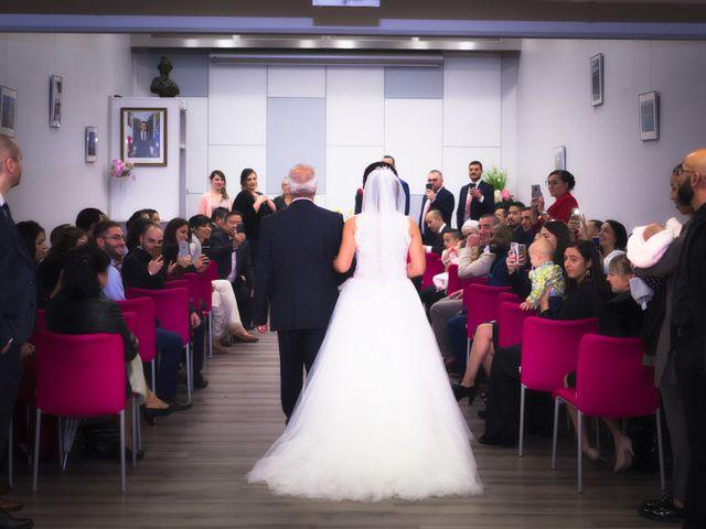 Le mariage de Mounir et Phimsuda à Décines-Charpieu, Rhône 7