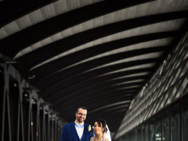 Le mariage de Mounir et Phimsuda à Décines-Charpieu, Rhône 19