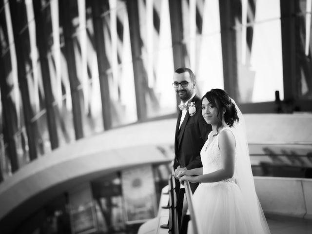 Le mariage de Mounir et Phimsuda à Décines-Charpieu, Rhône 20