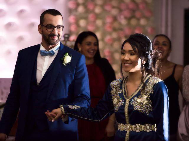 Le mariage de Mounir et Phimsuda à Décines-Charpieu, Rhône 36