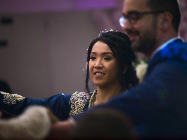 Le mariage de Mounir et Phimsuda à Décines-Charpieu, Rhône 38