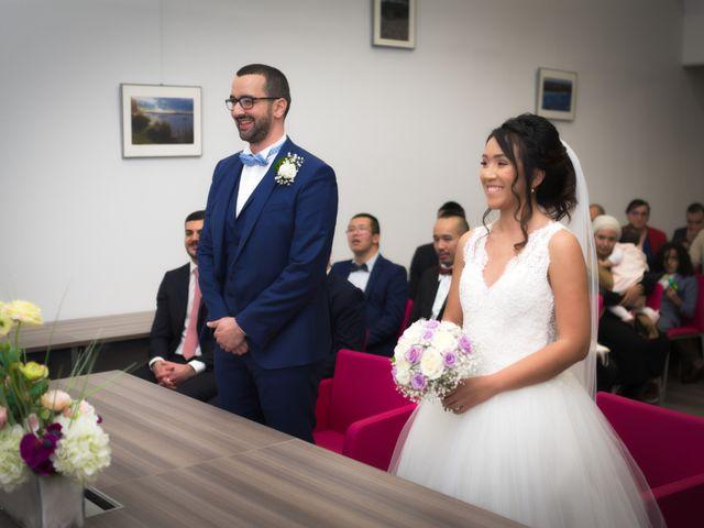 Le mariage de Mounir et Phimsuda à Décines-Charpieu, Rhône 9