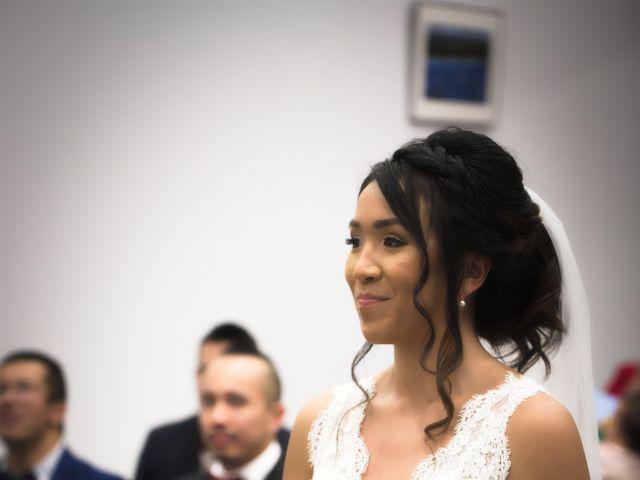 Le mariage de Mounir et Phimsuda à Décines-Charpieu, Rhône 11